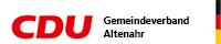 CDU-Gemeindeverband Altenahr Sticky Logo